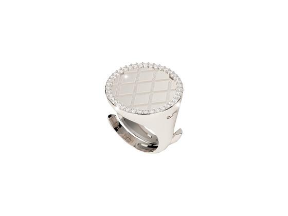 Кольцо Melrose B10ABB03 (white)