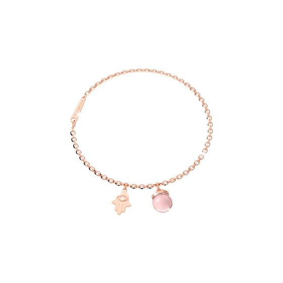 Браслет Amulet BAMBRQ03 (pink/pink)