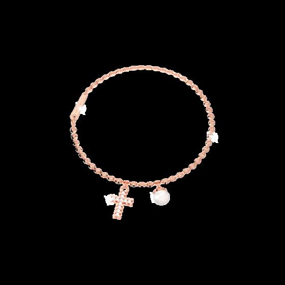Браслет Amulet BAMBRR02 (pink)