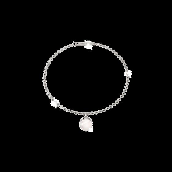 Браслет Boulevard pearl BBCBBB01 (white)