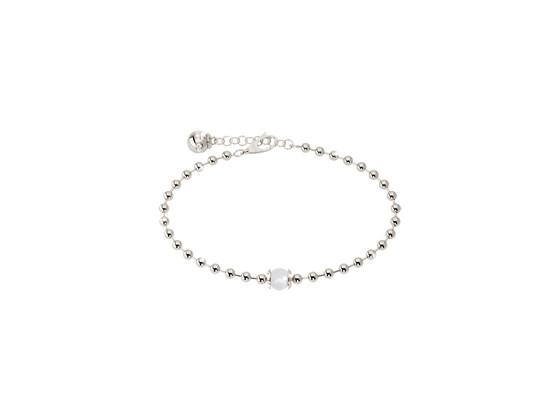 Браслет Boulevard pearl BBPBBB05 (white)