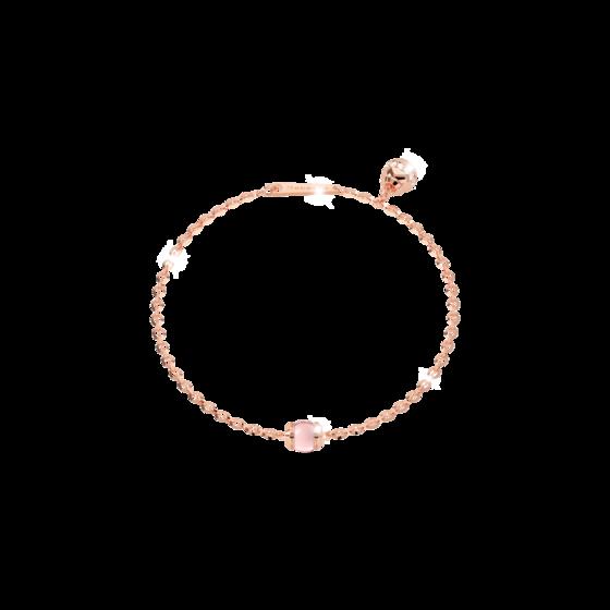 Браслет Hollywood stone BHCBRQ02 (pink/pink matte)