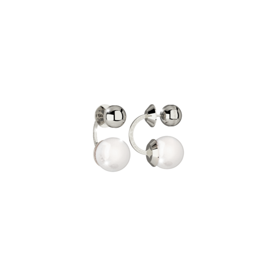 Серьги Hollywood pearl BHOOBB02 (white)
