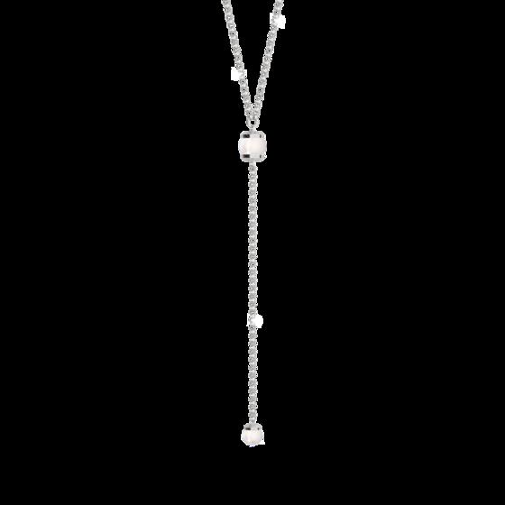 Колье Hollywood pearl BHPKBB09 (white)