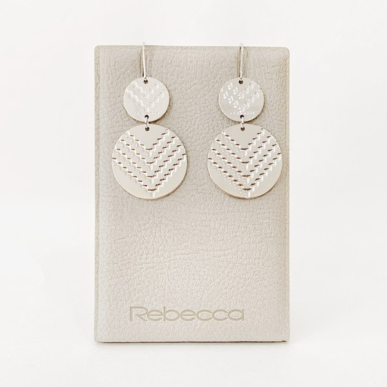 Серьги Miami BIAOBB09 (white)