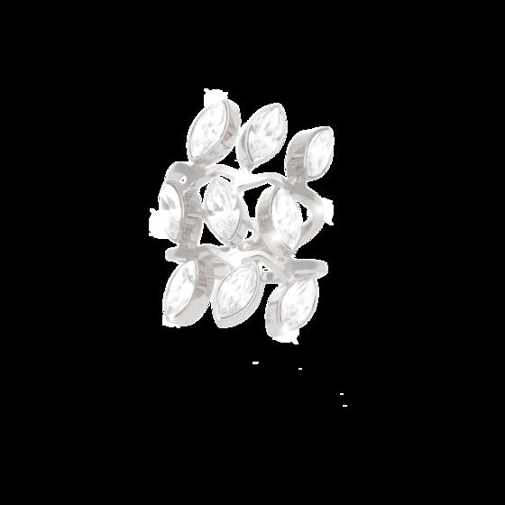Кольцо Lumiere BLMABB03 (white)