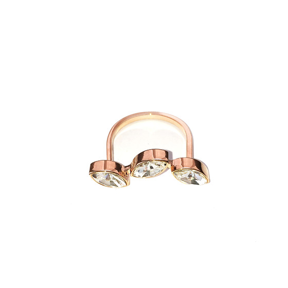 Lumière Ring BLMARR02 (pink)