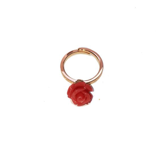 Кольцо Mediterraneo BMDARP02 (pink/coral)
