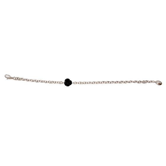 Mediterraneo Bracelet BMDBBN01 (white/Onyx paste and white pearl)