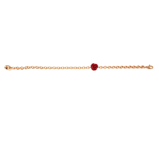 Браслет Mediterraneo BMDBOR01 (yellow/red coral)