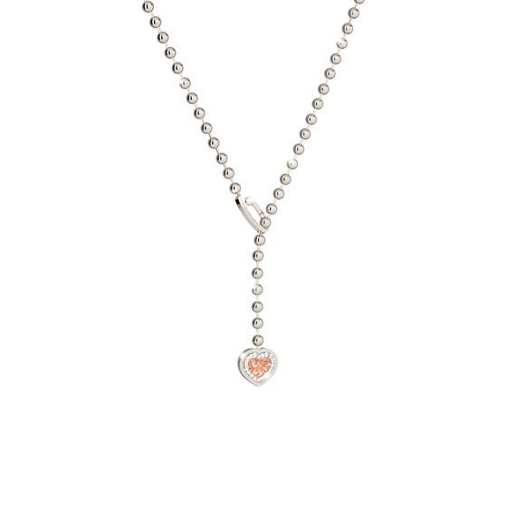 My Love Necklace BMLKBR08 (pink)