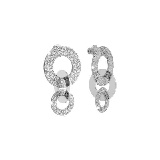 R-Zero Earring BRZOXB13 (white)