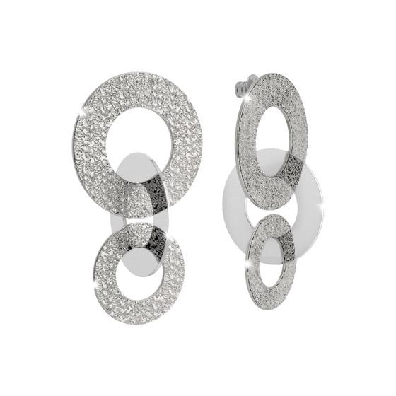 R-Zero Earring BRZOXB16 (white)