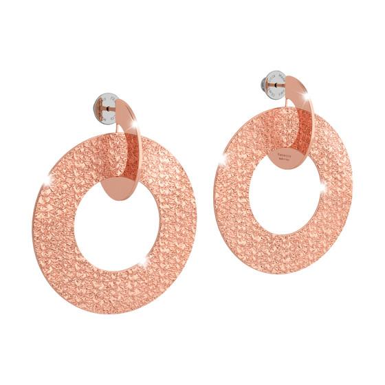 R-Zero Earring BRZOXR03 (pink)