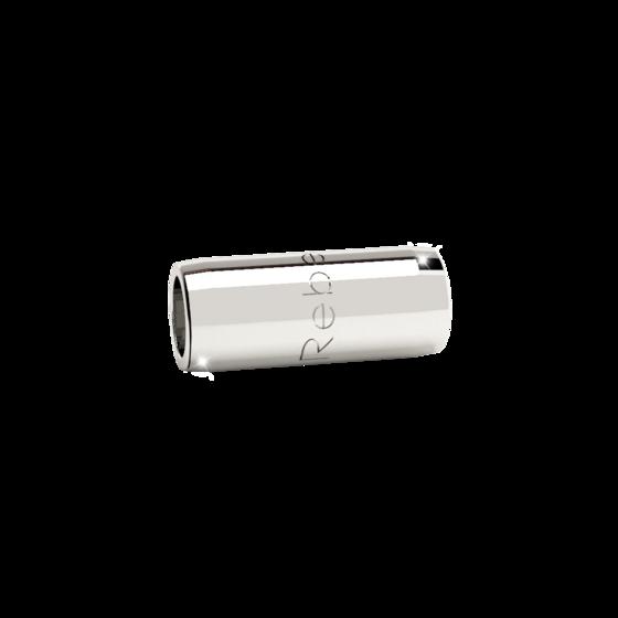 Замок для кожаного браслета MyWorld BWLCXL01 (white)