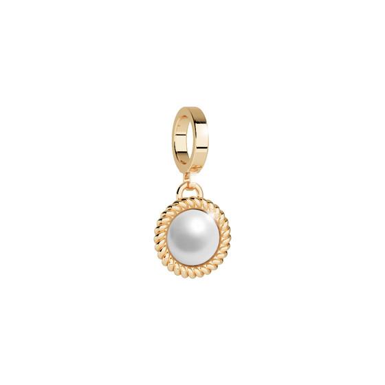 Шарм My World BWLPBO29 (yellow/white pearl)