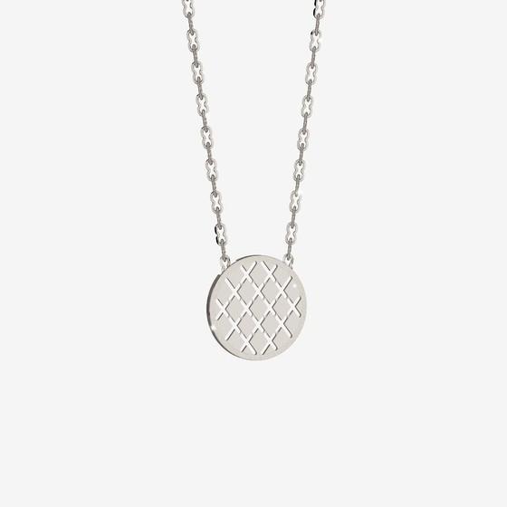 Melrose 10 Necklace B10KBB02 white