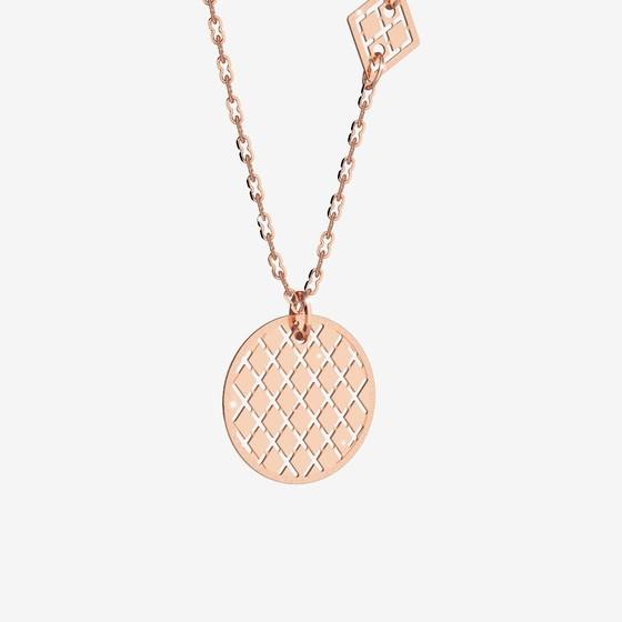 Melrose 10 Necklace B10KRR05 pink