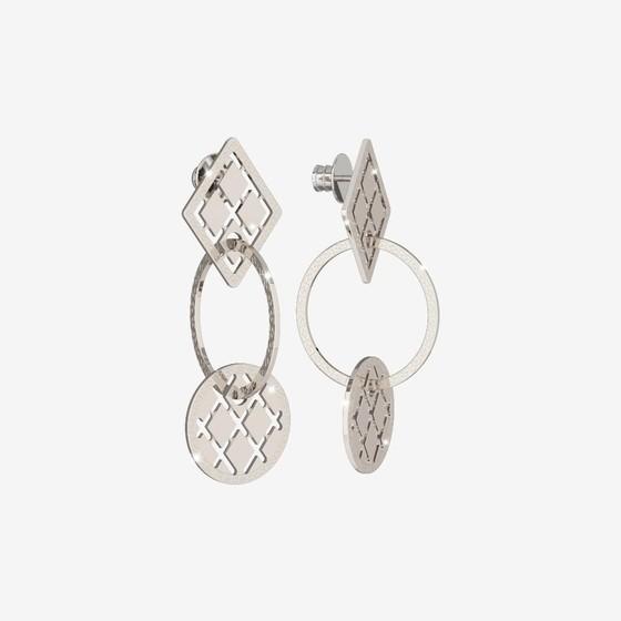 Melrose 10 Earring B10OBB15 (white)