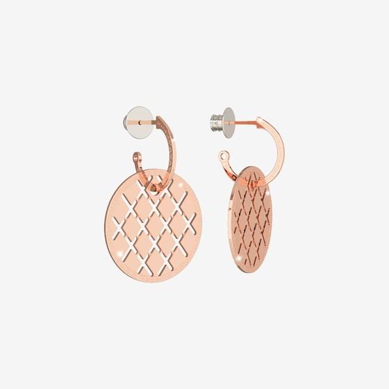 Melrose 10 Earring B10ORR02 (pink)