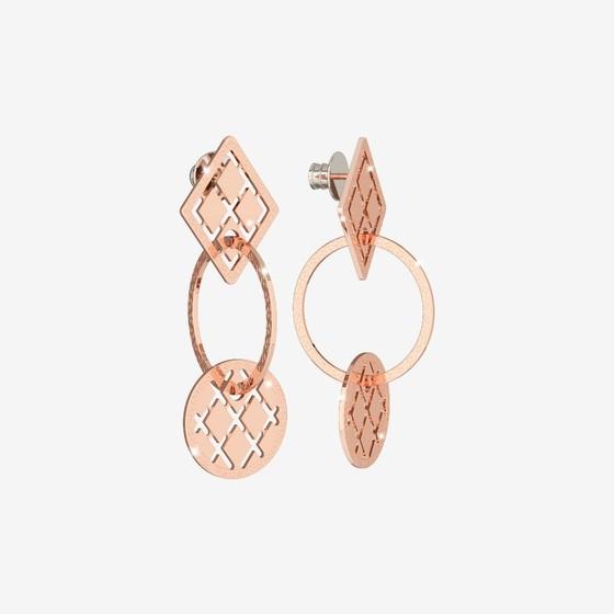 Melrose 10 Earring B10ORR15 (pink)
