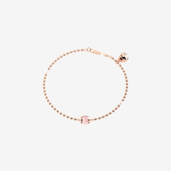B-Cool Stone Bracelet BBCBRP03 (pink/Light pink hydrotermal stone )
