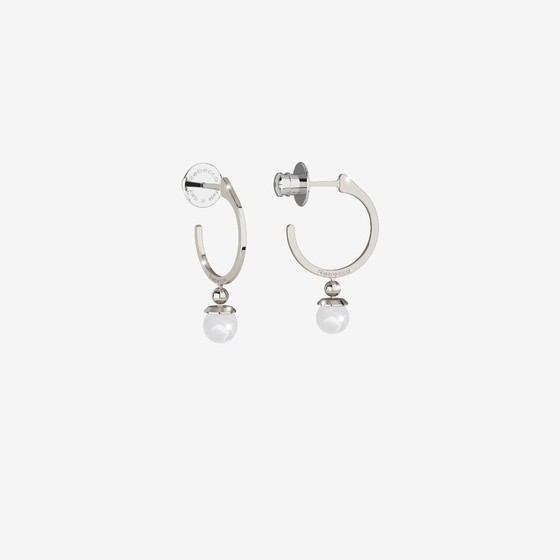 Boulevard pearl Earring BBPOBB04 (white)