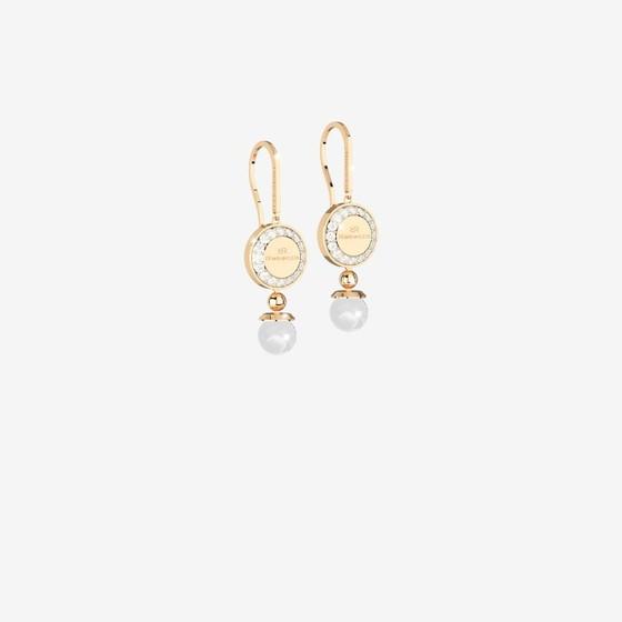 Boulevard pearl Earring BBPOOO03 (yellow)