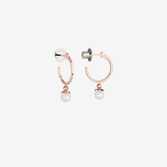 Boulevard pearl Earring BBPORR04 (pink)