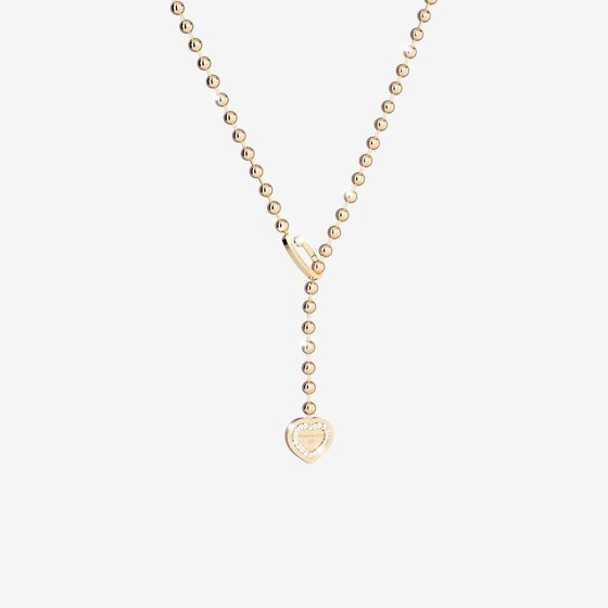 Boulevard pearl Necklace BHOKOO51 yellow