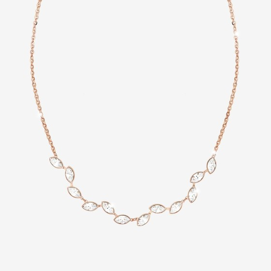 Lumière Necklace BLMKRR06 pink