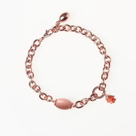 Браслет Mediterraneo BMDBRP04 (pink/coral)