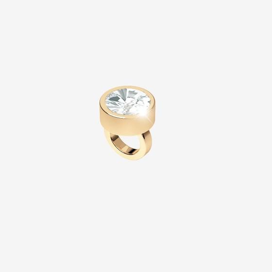 MyWorld Charms Charms BWLAOB34 yellow / white stone