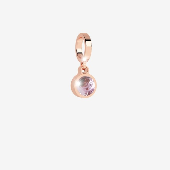 MyWorld Charms Charms BWLPRA33 pink / pink stone