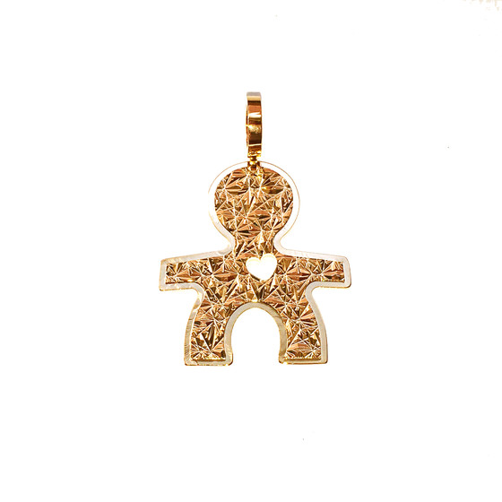 MyWorld Charms  BWNPBO16 (yellow)